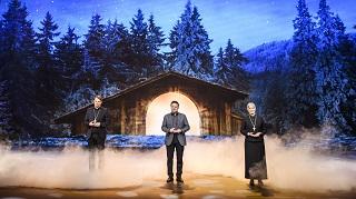 24x Weihnachten neu erleben - Das Musical